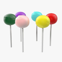 cake pop color model
