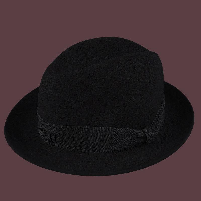 hat 3d model