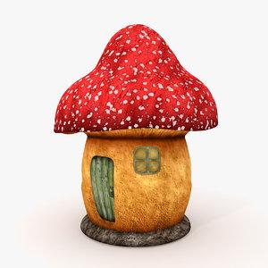 mushroom house games max