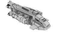 Cargo Spaceship