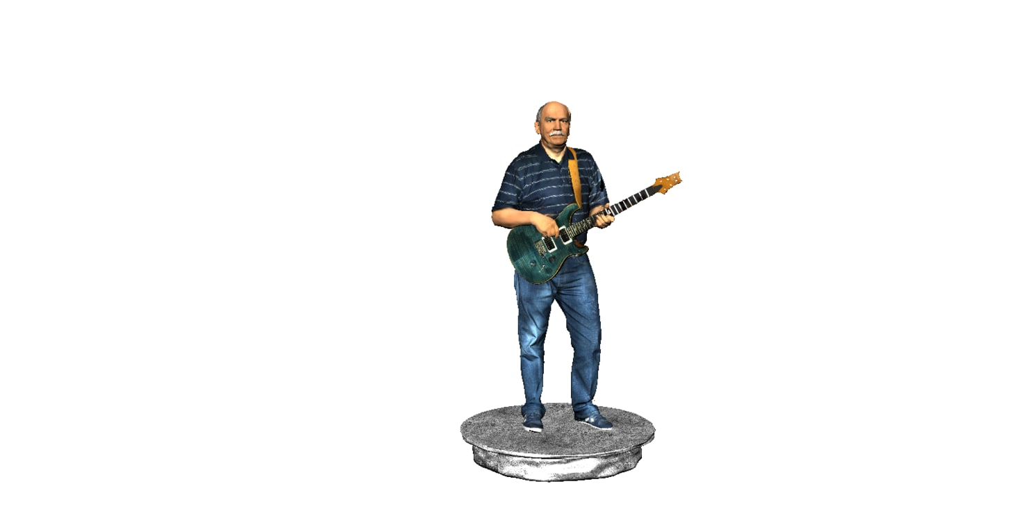 fbx guitarist