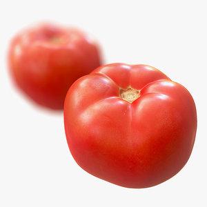 3d tomato scaned