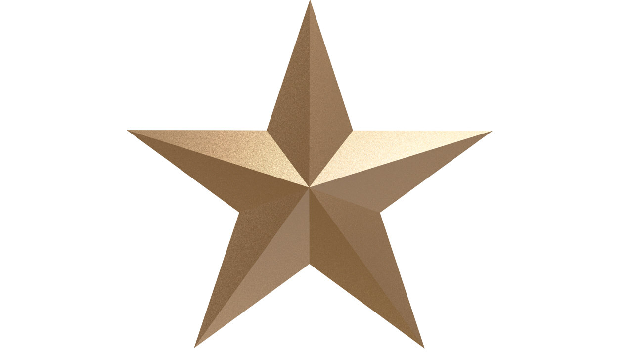 free star 3d model