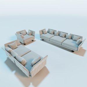 obj brando sofa matthew hilton