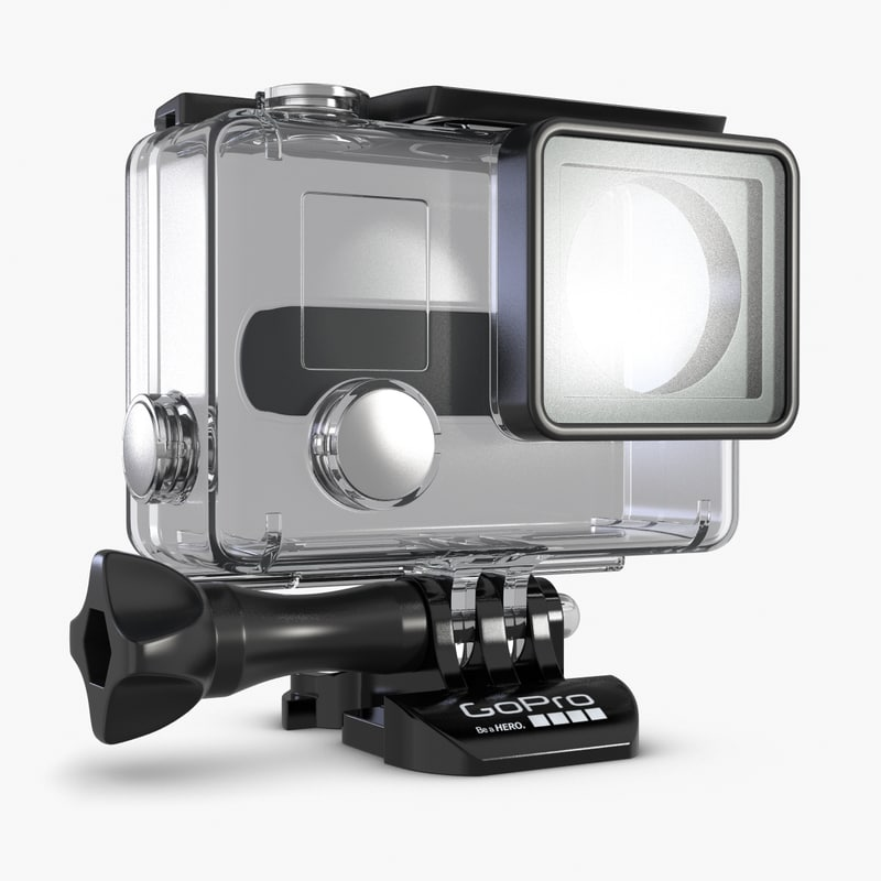 action gopro waterproof max