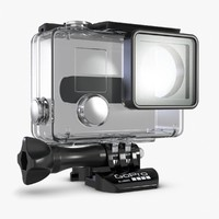 GoPro 3 4 Waterproof Case