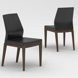sohoconcept - pasha wood 3d model
