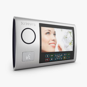 3d intercom kenwei