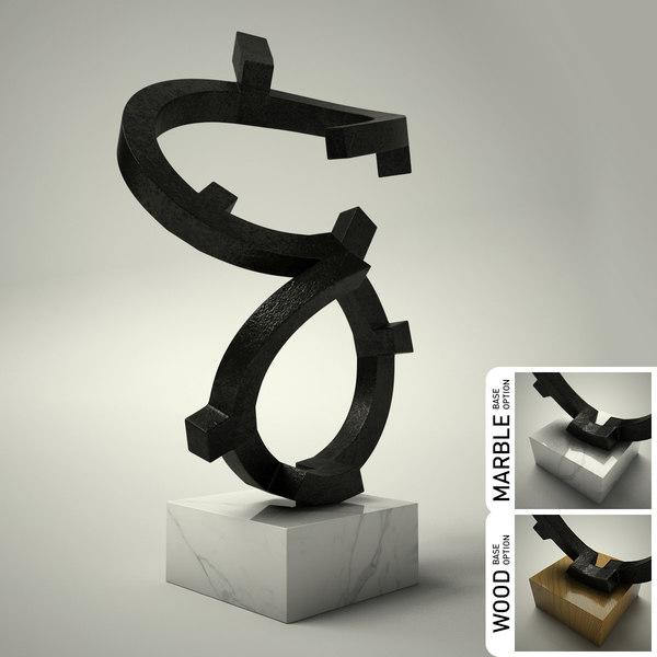 dxf sculpture 01