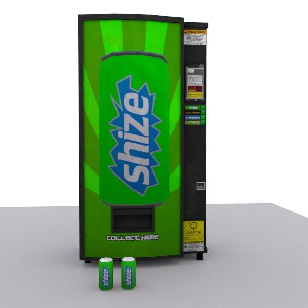 obj vending machine pack