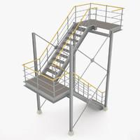 Industrial strairs - 01