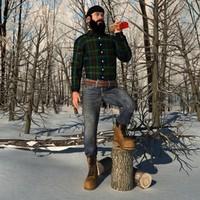 Canadian Lumberjack 3 Rigged