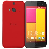 htc butterfly 2 red 3d max
