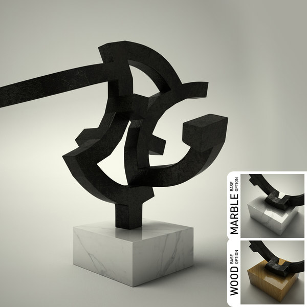3ds sculpture 12