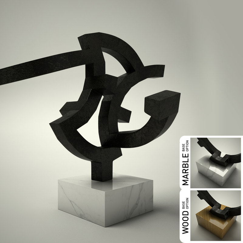 3ds sculpture 12