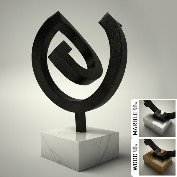 sculpture 14 3d model