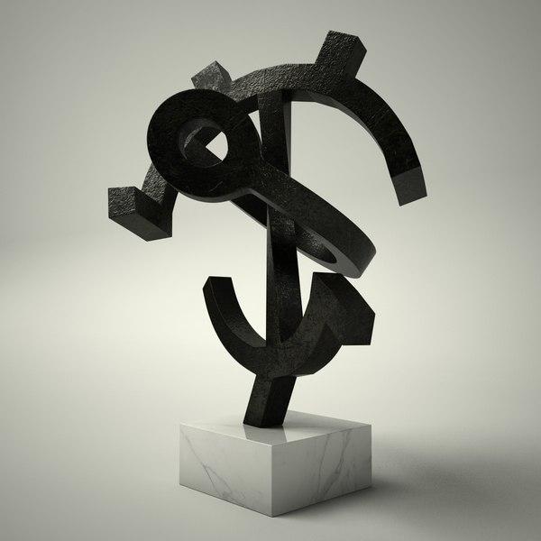 sculpture 15 obj