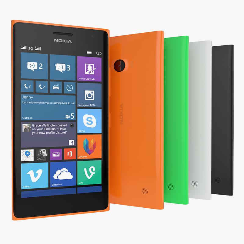 new nokia lumia 730 model