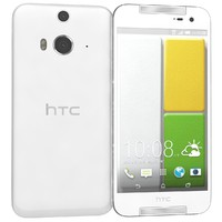 3d htc butterfly 2 white model