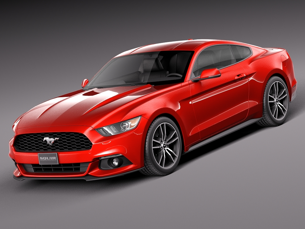 2015 Mustang Ecoboost >> Ford Mustang Ecoboost 2015