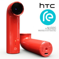 3d model htc recamera