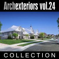 archexteriors exteriors 3d model