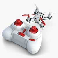 Hubsan Nano Q4 Quadcopter With Pad