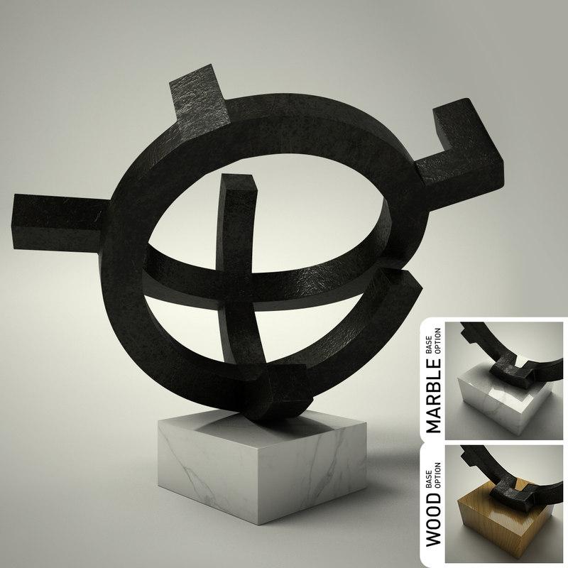 dxf sculpture 18