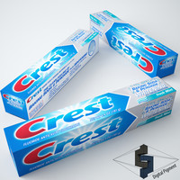 crest whitening toothpaste 3d max