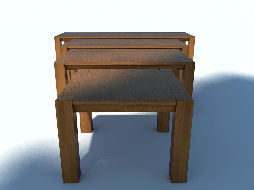 3d e15 bigfoot table