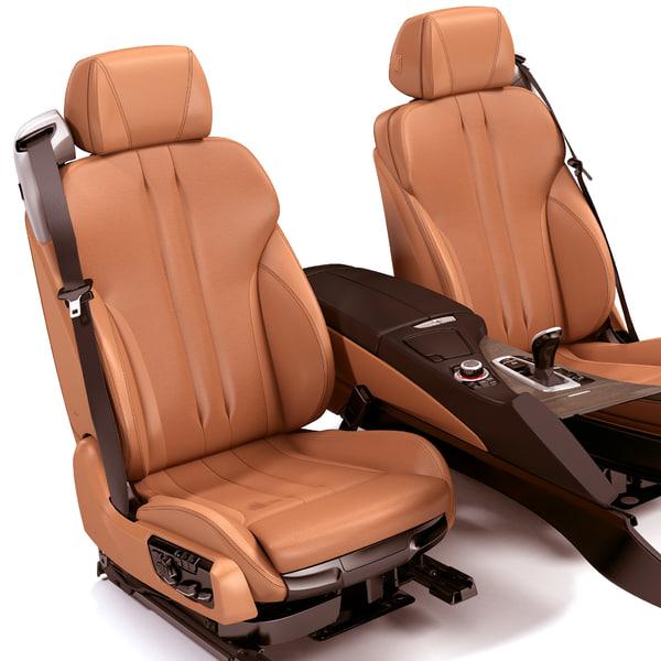 3d ma seats vs gearshift