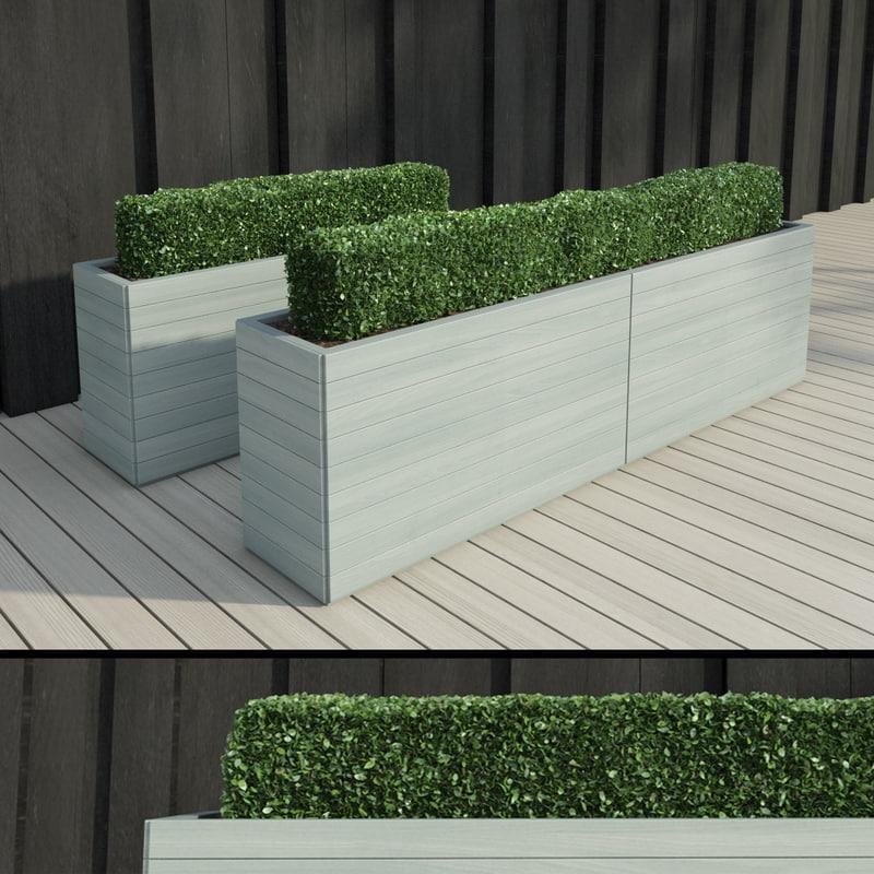 modern hedge 2 max