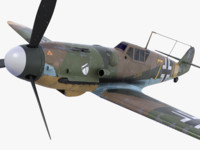 BF-109 German fighter(2)
