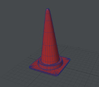 Road cone(Japanese)