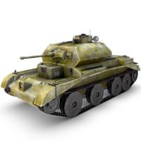 Tank A13 Cruiser Mk II