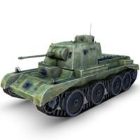 Tank A13 Cruiser Mk I