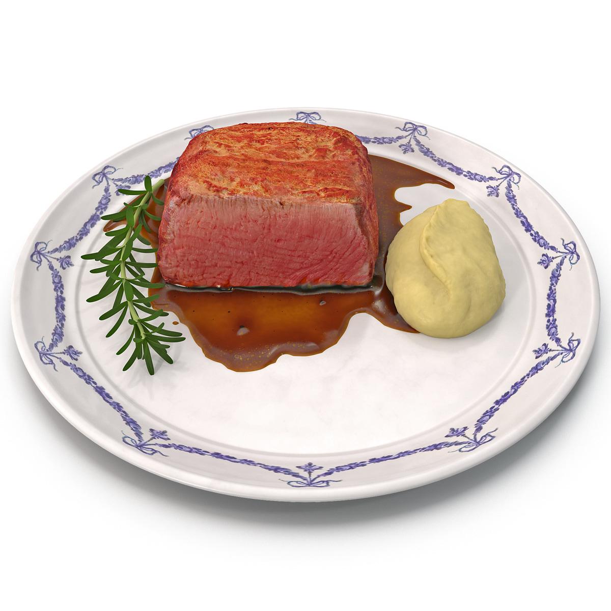 max meal filet mignon
