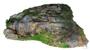 model stone boulders ned
