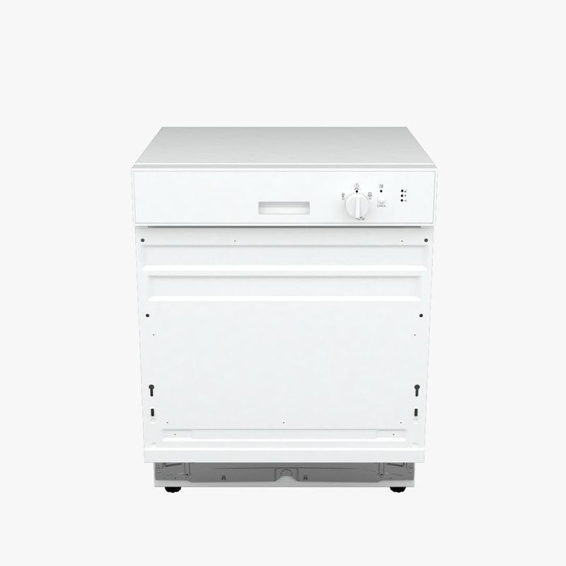 3ds max dishwasher
