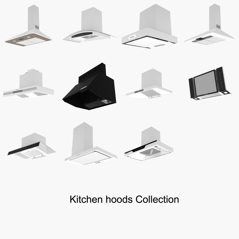 max realistic kitchen hoods