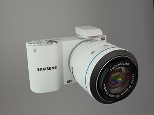 3ds max samsung nx1000