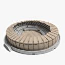 Ancient Arena 3D models