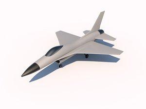 general dynamics f-16 falcon 3ds