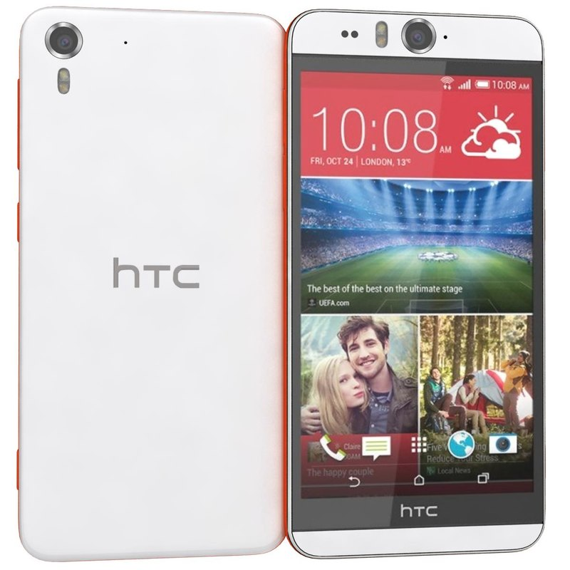 3d model htc desire eye red