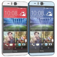 3d htc desire eye blue