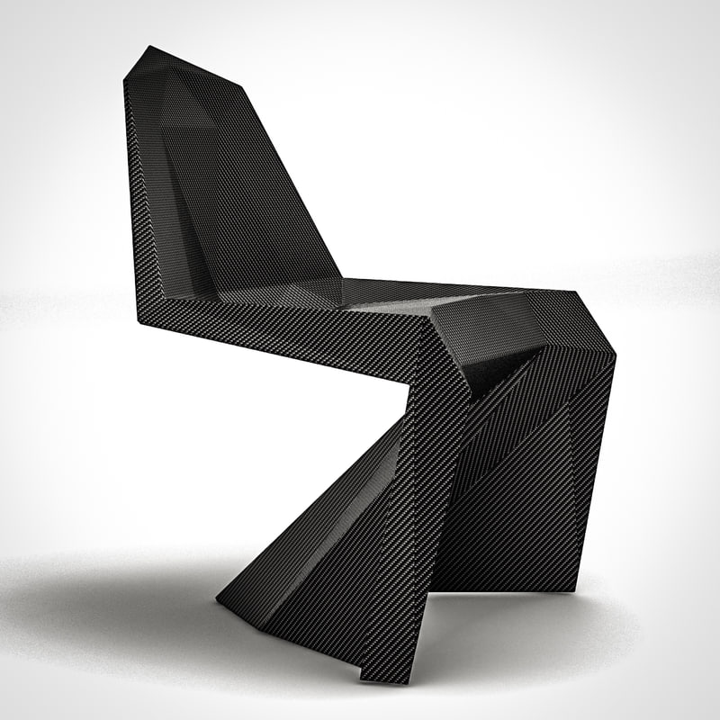 3d lo res chair united