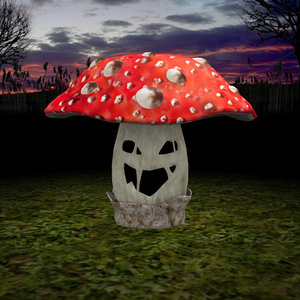 3ds mushroom monster