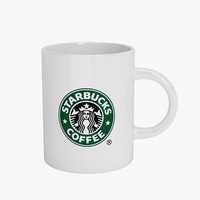 3ds max starbucks mug