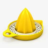 3d model citrus squeezer