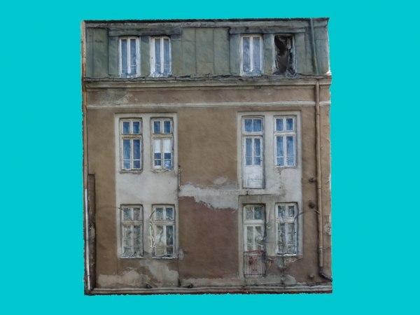 facade 4 3d obj